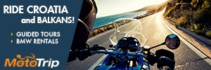 Motorcycle Tours And Rentals In Croatia