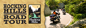 Sterling Ohio Motorcycle Tourism