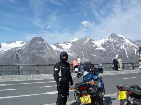 b107--grossglockner-hochalpenstrasse- Route Photo