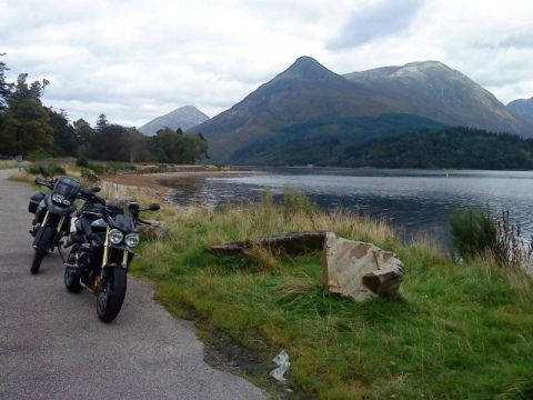 b863--north-ballachulish- Route Photo