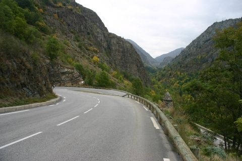 d211--le-bourg-d-oisans- Route Photo