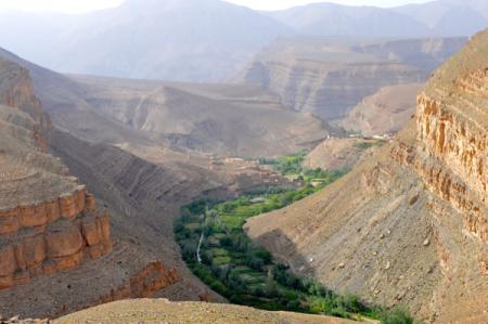 dades-gorge- Route Photo